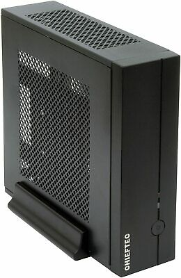 Chieftec IX-01B Fanless Mini ITX Computer Case • 29.99£