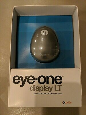 X-rite Eye-one Display LT - Monitor Color Correction • 39£