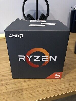 AMD Ryzen 5 2600 Processor With Wraith Stealth Cooler • 93.50£