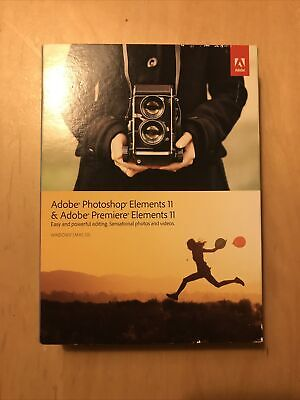 Photoshop  Elements And Premiere 11 (PC/Mac) FULL VERSION + License Key  • 0.99£