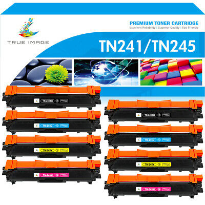 8PK TN241 TN245 Toner Compatible For Brother HL-3140CW 3150CDW 3170CDW 9340CDW  • 42.02£