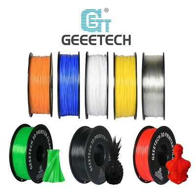 Geeetech PLA PETG Filament Silk PLA Rainbow Various Colors  For 3D Printer • 18.99£