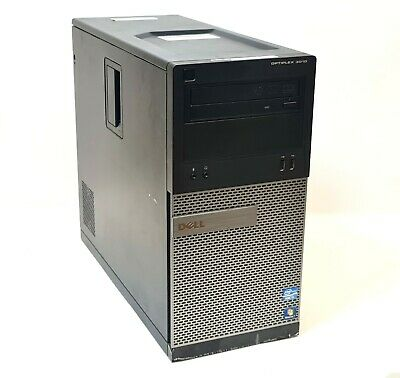 Dell Optiplex 3010 Core I3-3220 3.3GHz Tower PC - 4GB RAM/250GB HDD 003 • 49.99£