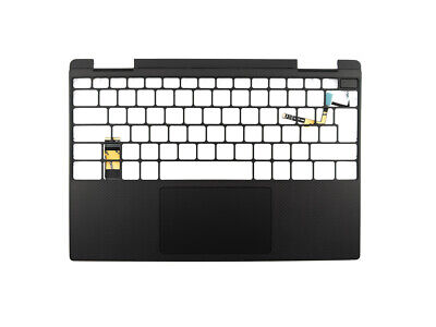 Genuine Dell XPS 13 7390 2 In 1 Palmrest With TouchPad & Fingerprint XN12N • 49.99£