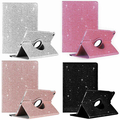 360 Rotating (NEW) Bling Case Cover For Samsung Tab A 10.5  Inch [SM: T590/T595] • 4.94£