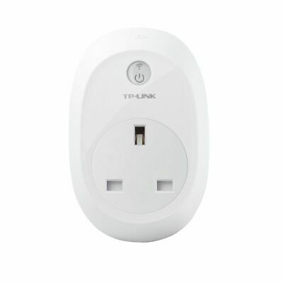 Wi-fi Energy Consumption Monitoring Device Plug Smartphone App Away Mode Wall • 34.92£