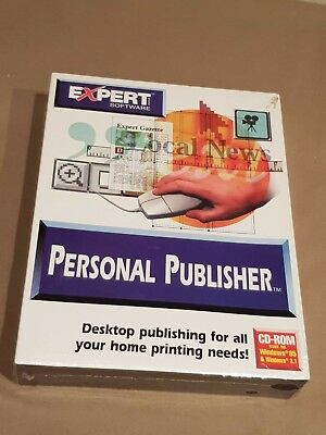 Personal Publisher By Expert Software. • 5£