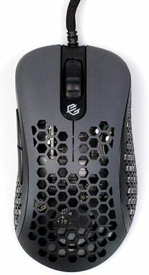 G-Wolves Skoll SK-L3360 Ultra Lightweight Honeycomb Shell Wired Gaming Mouse • 14.99£