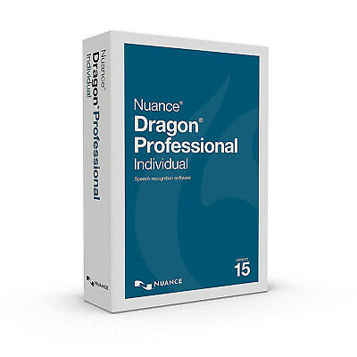 Nuance Dragon Professional Individual 15✔️lifetime✔️✔️Fast Shipping✔️ • 35£