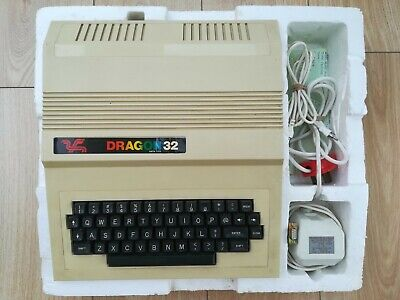 Vintage Dragon 32 Family Computer  • 12.50£