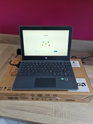 HP Chromebook 11A G8 NEW BOXED.... • 175£