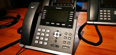 Yealink T46S VoIP Phone With UK Power Supply  • 89.99£