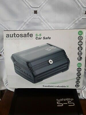 Autosafe S-5 Car Safe • 4.50£