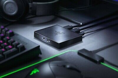 Razer Ripsaw HD Game Streaming Capture Card: 1080P 60 FPS • 70£