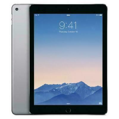 Apple IPad Air 2 64GB, Wi-Fi, 9.7in - Space Grey Pristine Condition • 189.99£