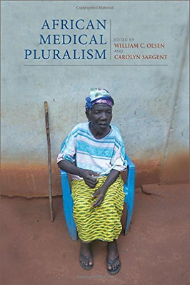 Olsen-African Medical Pluralism  BOOK NEW • 85.65£