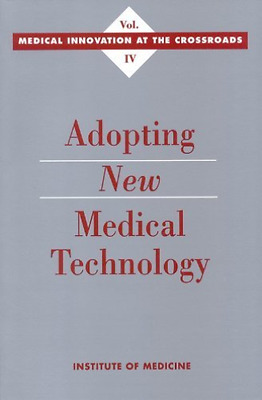 Iom-Adopting New Medical Technology  BOOK NEW • 46.89£