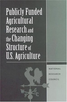Publicly Funded Agricultural Resear  BOOK NEW • 42.38£