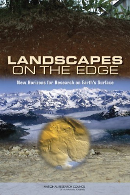 Landscapes On The Edge:  BOOK NEW • 46.75£