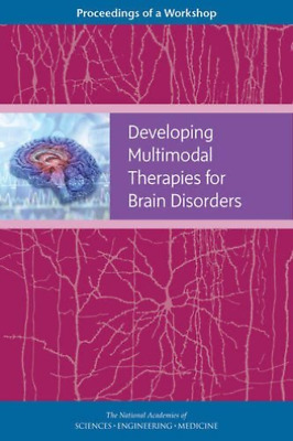 Developing Multimodal Therapies For  BOOK NEW • 38.24£