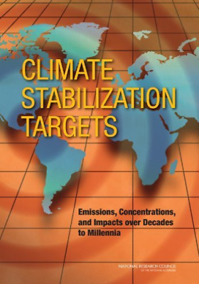 Climate Stabilization Targets:  BOOK NEW • 55.86£