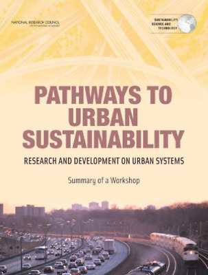 Pathways To Urban Sustainability:  BOOK NEW • 36.06£