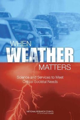 When Weather Matters:  BOOK NEW • 48.98£