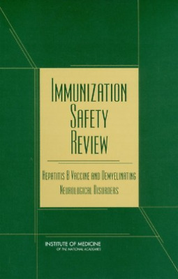Hpdp-Immunization Safety Review:  BOOK NEW • 39.86£