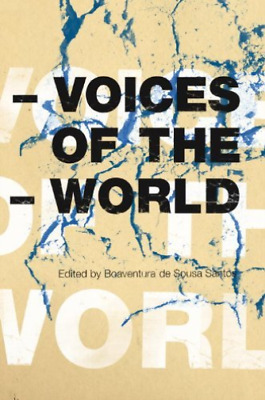 Santos-Voices Of The World  BOOK NEW • 59.45£
