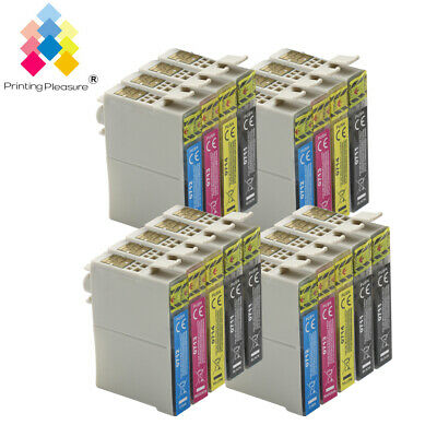 18 Compatible Ink Cartridge For Epson Printer • 11.87£