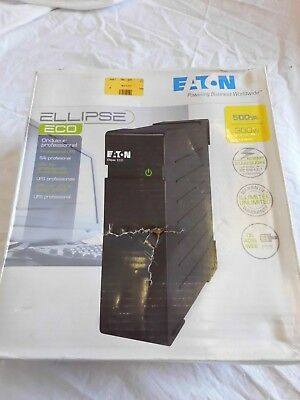 Eaton Ellipse Eco 500 Professional UPS • 69.99£