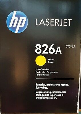 Hp Laserjet Print Cartridge - 826a Yellow -  New -  • 189£