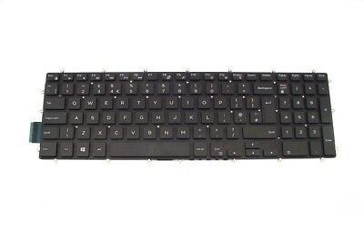 Genuine Dell Inspiron 3581 3582 3583 3584 UK Layout Keyboard With £ Key R0G9T • 19.99£