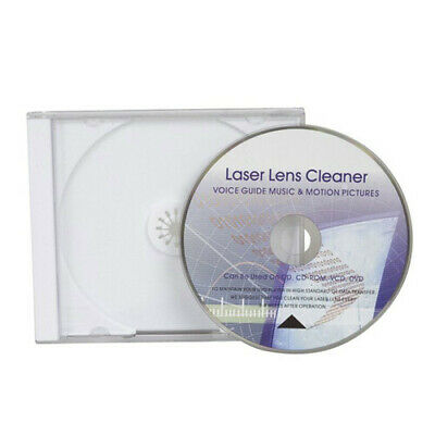 CD/DVD Lens Portable Cleaner Head Dirt Cleaner Restore Kit In A Jewel Case • 15.23£