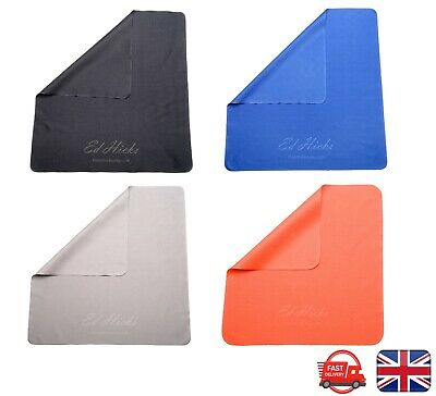 Microfiber Large Screen Cleaning Cloths For TV LCD Laptop Tablet - XL 30 X 30cm • 4.95£