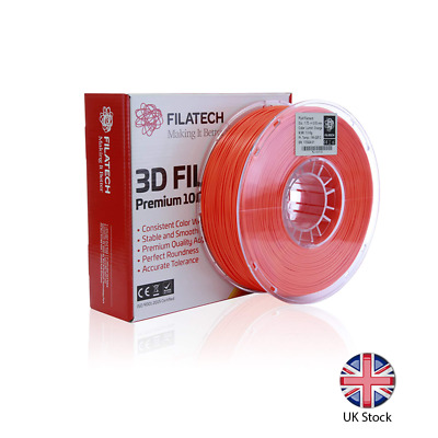 3D Printer 1.75mm 1Kg PLA Filament Premium Quality - Filatech - Made In UAE  • 17.99£