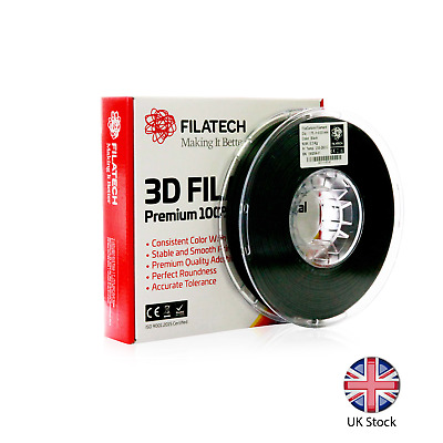 3D Printer 1.75mm FilaCarbon ABS Carbon Fiber Filament Filatech Made In UAE • 18.99£