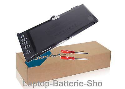 79Wh A1321 Battery For MacBook Pro Unibody Aluminum 15  A1286 Mid 2009 2010 Only • 33.80£