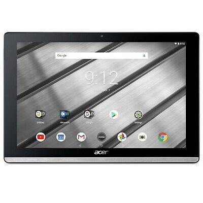 ACER Iconia One B3 A50 Full HD 10.1  Tablet 32Gb Quad Core Android 8.1 Silver • 109£