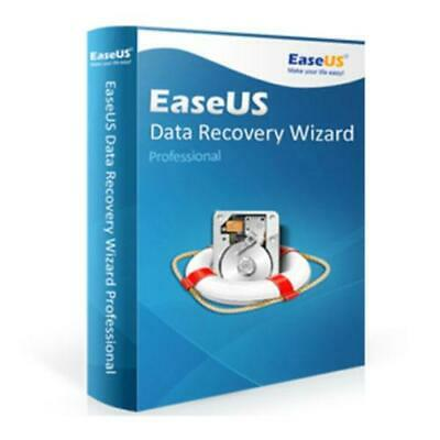EaseUS Data Recovery Wizard V13.3 / Professional Lifetime License • 3.18£