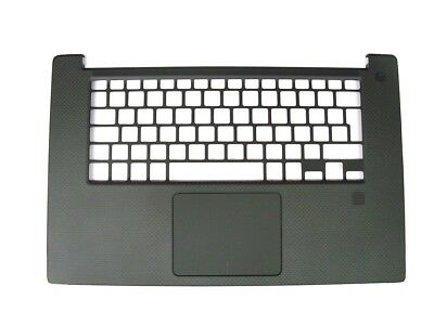 Genuine Dell XPS 15 9560 Palmrest With TouchPad & Fingerprint Reader 5DY4C • 49.99£