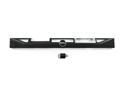 Dell PowerEdge R210 R210 II R310 R410 R415 Front Bezel Cover With Key D807J • 19.99£