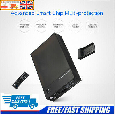USB 3.0 2.5 Inch 3.5   8TB Hard Drive Enclosure SATA HDD / SSD Caddy Case For PC • 14.49£