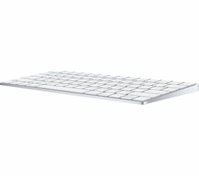 APPLE Magic Wireless Keyboard - White - Currys • 74.37£