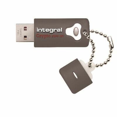 Integral Crypto Encrypted USB 3.0 8GB - IN43026 • 34.85£