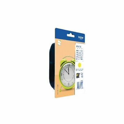 Brother Yellow LC125XLY Ink Cartridge - BA71396 • 27.97£