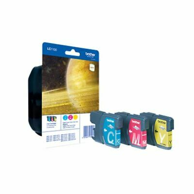 Brother LC1100 C/M/Y Ink Tri-Pack - BA56126 • 37.73£