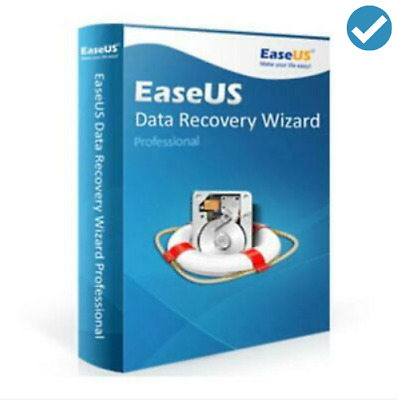 EaseUS Data Recovery Wizard 13 Technician 2020 Full Activation Version • 3.75£