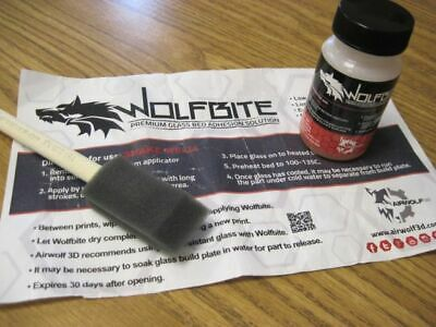 Airwolf 3D Wolfbite 3D Printer Bed Adhesive For ABS PETG TPE And TPU • 4.99£
