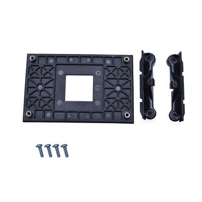 Radiator Mount Back Plate CPU Fan Bracket Support Replacement Practical For AM4 • 3.49£